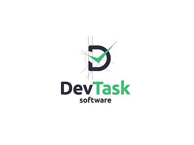 DevTask linux ubuntu design logo visual identity task programming software