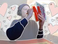 Missing Kimchi Thumbnail video thumbnail heart hand-drawn hand drawn camiah