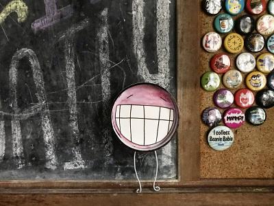 All Teeth illustration hand-drawn hand drawn camiah smile