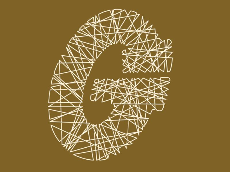 #Typehue Week 7: G lettering