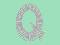 #Typehue Week 17: Q