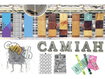 camiah Instagram Collage
