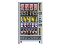 camiah Vending Machine