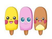 Pokémon Popsicles