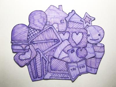 Pile of Purple