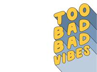 Bye Bad Vibes, Go Away