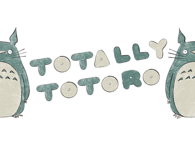 Totally Totoro