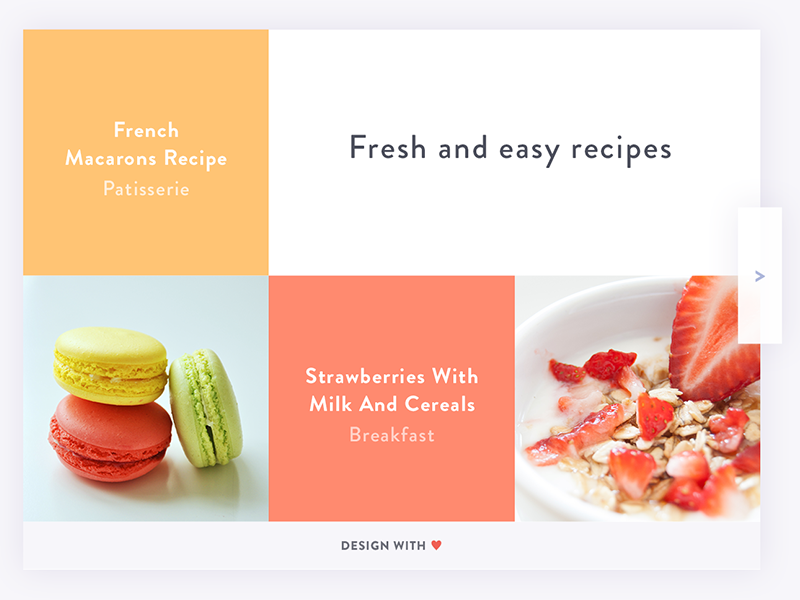 Mosaic recipes by andrea boi dribbble mosaic recipes experiment colorful mosaic with food forumfinder Gallery