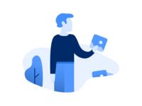 Ilustration For App