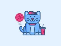 Dribbble Player