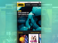 Imdb Redesign Website | Work In Progress