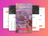 Redesign Rede Expressos App