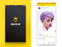 Shortcut - Mobile App - Full Project