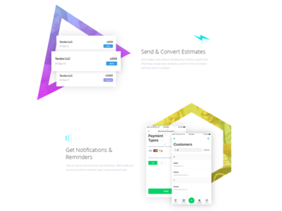 Geometric Graphics Inspiration design web website button user experience interface ux ui