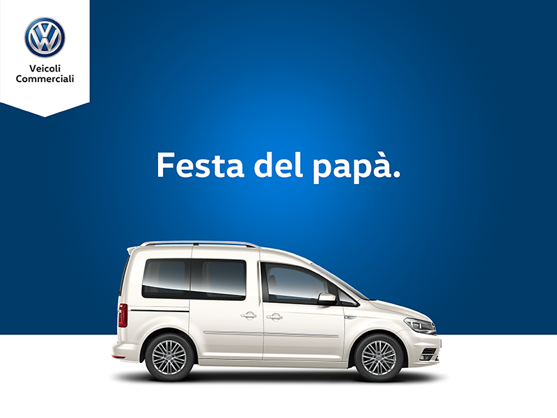Happy Father's Day - Volkswagen Commercial Vehicles dribbble volkswagen photoshop copywriting art direction