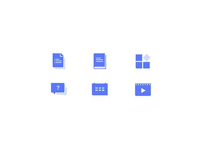 Type of Files Icon