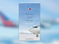 American Airlines Rebound flight app