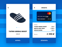 Credit Card Checkout / Daily UI 002
