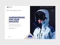 Sports Company Home Page