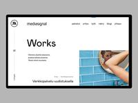 Mediasignal - Subpages