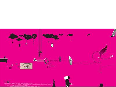 Self Portrait graphicdesign vicky theodoreli environmental graphics