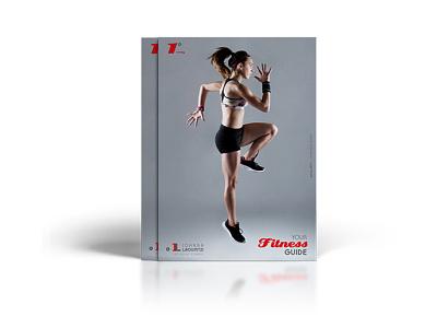 IL Exclusive Fitness / Brochure Cover identity fitnessstudio vickytheodoreli branding brochuredesign graphicdesign