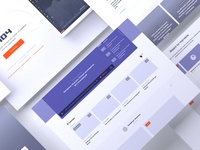 Pages prototypes