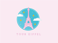 eiffel tower freebie
