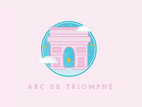 arc de triomphe freebie