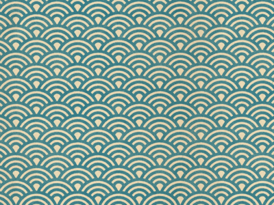Seigaiha (wave)