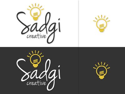 Sadgi Creative Logo Revision