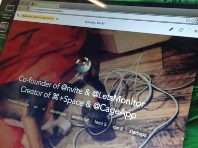 Personalized Backgrounds background custom portfolio service design background image avatar