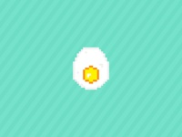 Pixel Egg