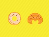 Pixel Bread