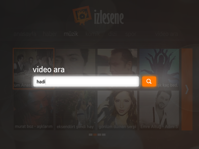 izlesene smart tv app for lg search thumbnail metro app list video ui gui lg izlesene dashboard smart tv