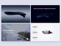 PowerDolphin Vision&UI