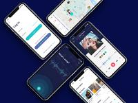 Music App iPhoneX