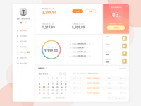 Financial page