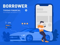 Car mortgage loan