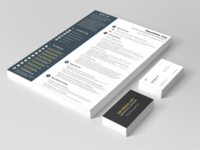 Resume layout gb