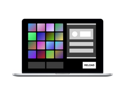 Gradient Generator - Framer.js