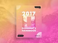 Designer Handbook Poster Concept