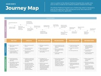 [Free Template] Journey Map (Hospital Patient)