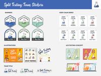 Facebook Ads - Split Testing Stickers