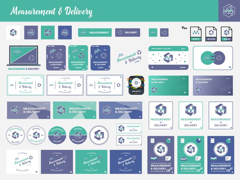 Measurement & Delivery Stickers swag sketch sticker design sticker design