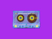 Blackformat Party Mix Cassette
