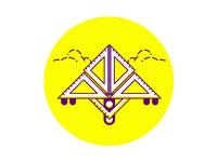 Triangle Ruler Jet