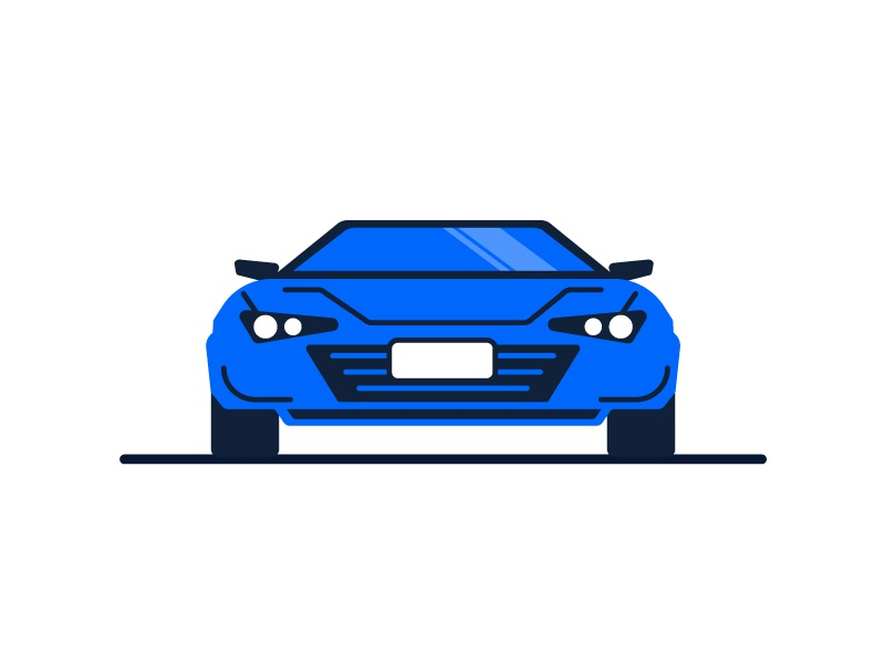 Car icon draft