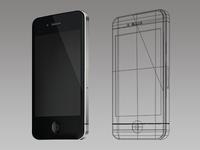 Gradient Mesh - iPhone 4