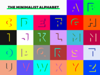 The Minimalist Alphabet